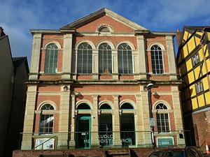 Ludlow-church